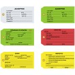 1-Part Inspection Tags