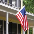 Outdoor American Flags