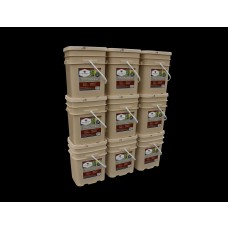 1080 Serving Freeze Dried Vegetable and Gourmet Flavored Sauces
