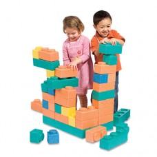 Gorilla Blocks, Assorted Colors, 66/pack