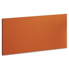 """Momentum Collection Tackboard For 36"""" Hutch, 30-7/8w X 5/8d X 14-7/8, Tangerine"""