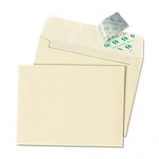 Greeting Card/invitation Envelope, Redi-Strip, #5 1/2, Ivory