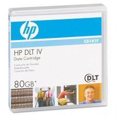"1/2"" Dlt-4 Cartridge, 1828ft, 20gb Native/40gb Compressed Capacity"