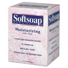 Moisturizing Soap W/aloe, Unscented Liquid, Dispenser, 800ml, 12/carton
