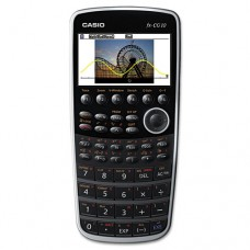 Prizm Fx-Cg10 Graphing Calculator, 21-Digit Color Lcd