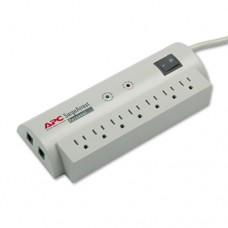 Surgearrest Personal Power Surge Protector, 7 Outlets, 6 Ft Cord, 240 Joules