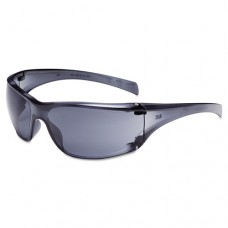 Virtua Ap Protective Eyewear, Clear Frame And Gray Lens, 20/carton