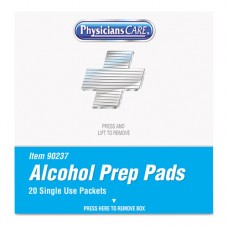 Xpress First Aid Kit Refill, Alcohol Pads, 40/box
