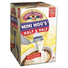 Mini Moo's Half & Half, .5oz, 192/carton