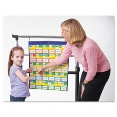 Classroom Management Chart, 30 Student Name Pockets, Title Pocket, 24 X 27
