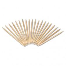 """Round Wood Toothpicks, 2 3/4"""", Natural, 19200/carton"""