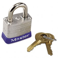 No. 7 Laminated Steel Pin Tumbler Padlock