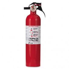Full Home Fire Extinguisher, 2.5lb, 1-A, 10-B:c