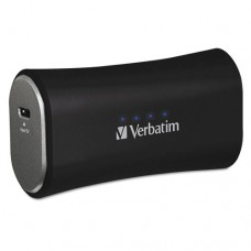 Portable Power Pack Chargers, 2200 Mah, Black
