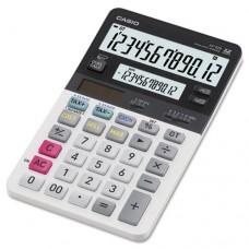 Jv220 Dual Display Desktop Calculator, 12-Digit Lcd