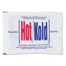 """Reusable Hot/cold Pack, 8.63"""" Long, White"""