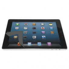 Bubble-Free Protective Filter, For Ipad, Black