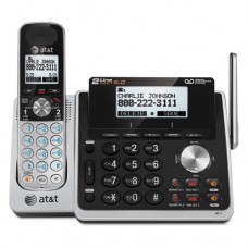 Tl88102 Cordless Digital Answering System, Base And Handset