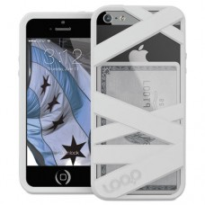Mummy Case For Iphone 5/5s, White
