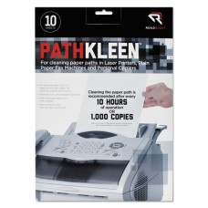 Pathkleen Sheets, 8 1/2 X 11, 10/pack