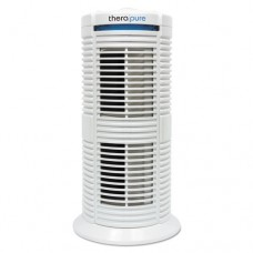 Tpp220m Hepa-Type Air Purifier, 70 Sq Ft Room Capacity, Three Speeds, White