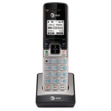 Tl90073 Connect To Cell Additional Handset For Tl92273, Black/silver