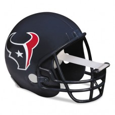"Nfl Helmet Tape Dispenser, Houston Texans, Plus 1 Roll Tape 3/4"" X 350"""