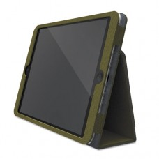 Soft Folio Case And Stand For Ipad Air, Olive