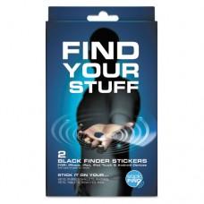 Stick-N-Find Bluetooth Location Tracker, 2/pack