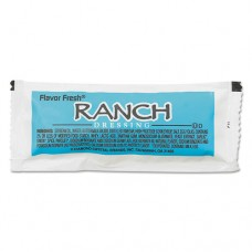 Flavor Fresh Salad Dressings, Ranch, 12 G Packet, 200/carton