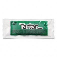 Flavor Fresh Condiment Packets, Tartar Sauce, 12 G Packets, 200/box