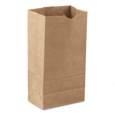 #2 Paper Grocery, 50lb Kraft, Extra-Heavy-Duty 4 5/16x2 7/16 X7 7/8, 3000 Bags