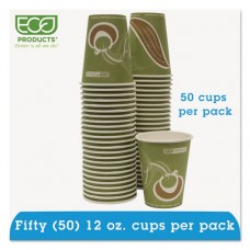Evolution World 24% Recycled Content Hot Cups Convenience Pack - 12oz., 50/pk