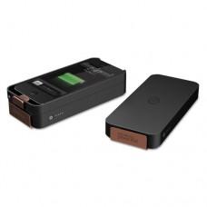 Powermat Travel Mat, 4200 Mah, Black