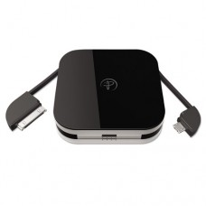 Gopower Universal Battery For Iphone 4/4s, 1850 Mah, Black