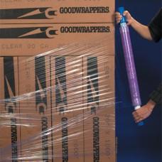 "5"" x  80 Gauge x 1000' Goodwrappers® Premium Stretch Film"