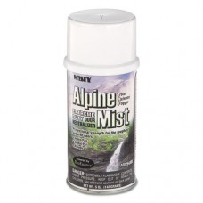 Odor Neutralizer Fogger, Alpine Mist, 5oz, Aerosol, 12/carton