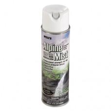 Hand-Held Odor Neutralizer, Alpine Mist, 10oz, Aerosol, 12/carton