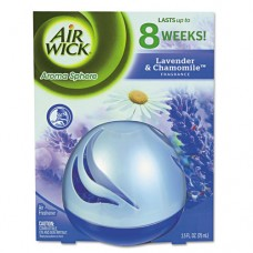 Aroma Sphere Air Freshener, Lavender & Chamomile, 2.5 Oz Container