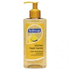 Kitchen Fresh Hands Soap, Citrus Scent, 10 Oz Pump Bottle