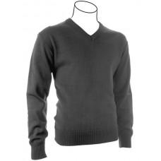"""Transit"" V-neck Sweater"