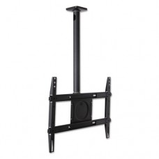 Neo-Flex Ceiling Mount, 125 Lb. Weight Capacity, Black