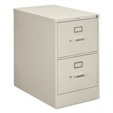 210 Series Two-Drawer, Full-Suspension File, Legal, 28-1/2d, Light Gray