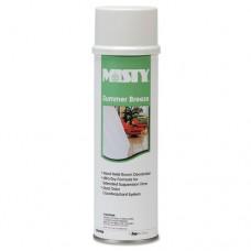 Handheld Air Sanitizer/deodorizer, Summer Breeze, 10oz Aerosol, 12/carton