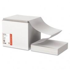 Computer Paper, 15lb, 9-1/2 X 11, Letter Trim Perforations, White, 3300 Sheets
