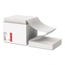 Computer Paper, 18lb, 9-1/2 X 11, Letter Trim Perforations, White, 2300 Sheets