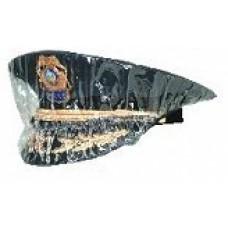 Clear Plastic Cap Cover