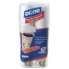 Combo Bag, Paper Hot Cups, 10oz, 50/pack