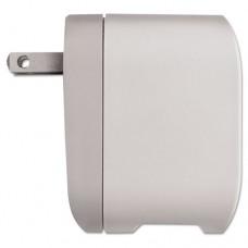 Swivel Charger 2.1 Amp Port, 10w, 5v, White, 4 Ft