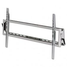 Wall Mount Bracket For Flat Panel Lcd & Plasma Tv, Steel, 42x11-1/2x4, Silver